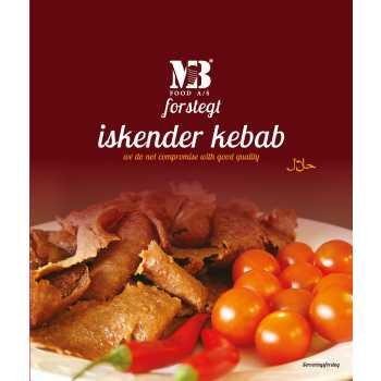Döner Kebab Iskender Forstegt