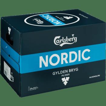Carlsberg Nordic Alkoholfri