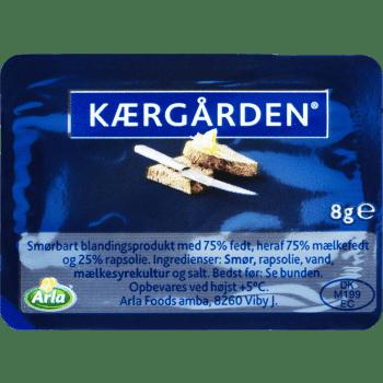 Smør Kærgården Portionsbæger