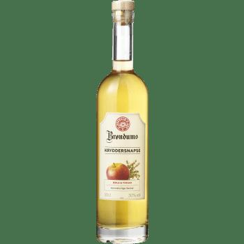 Snaps Brøndum Krydder. æble / Timian 30%