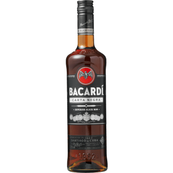 Rom Bacardi Carta Negra 37,5%