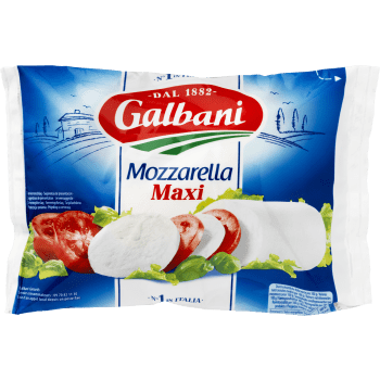 Mozzarella Galbani Maxi