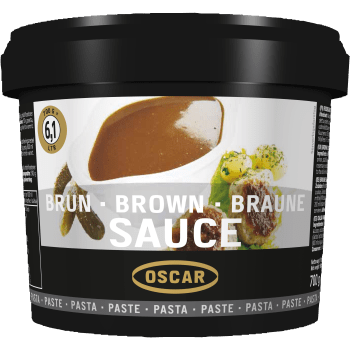 Brun Sauce Pasta Oscar