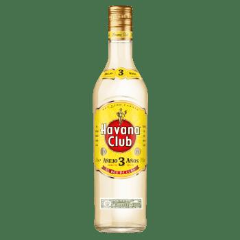 Rom Havana Club Lys 3år 37,5%