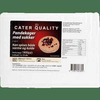 Pandekager M/sukker 60gr