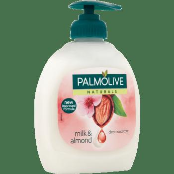 Håndsæbe Palmolive Almond M/Pumpe 300ml