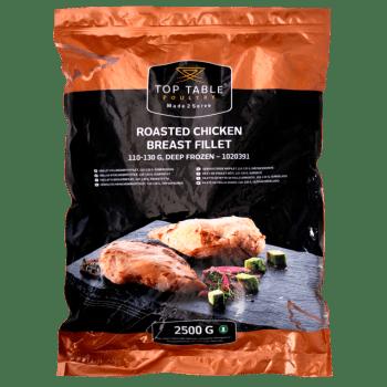 Kyllingefilet Stegt U.skind 110-130 G