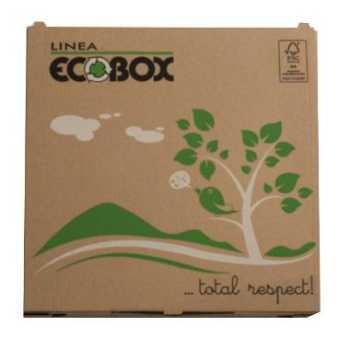 Pizzakarton Ecobox 29 X 29 FLUORFRI