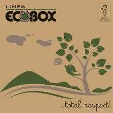 Pizzakarton Ecobox 32 X 32CM FLUORFRI