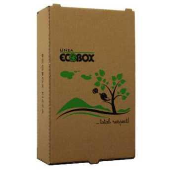 Pizzakarton Calzone Ecobox 27x17x7cm F.F