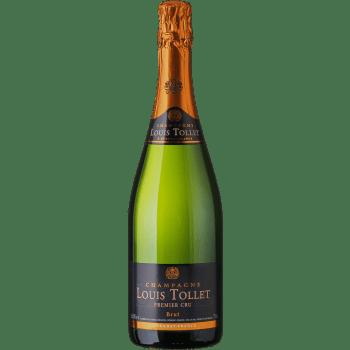 Champagne Louis Tollet Brut 12% Frankrig