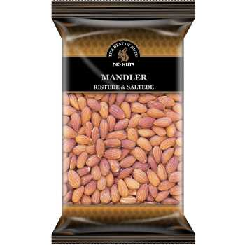 Mandler Ristede / Saltede