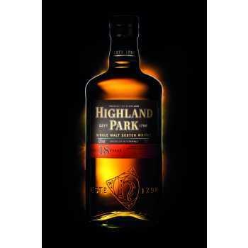 Whisky Highland Park 18år 43%