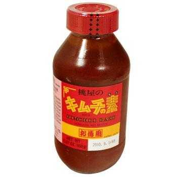 Chilisauce Kimchee No Moto Momoya