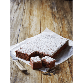 Chokoladekage M.kokos 33x20cm