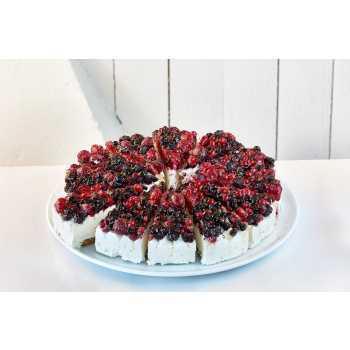 Cheesecake Skovbær 12 Stykker