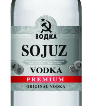 Vodka Sojuz 37,5%