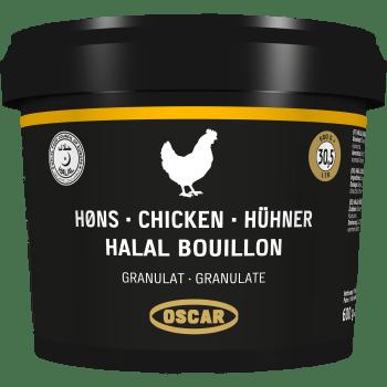 Hønsebouillon Granulat Halal Oscar