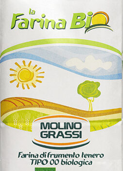Mel Hvede Øko Italiensk Tipo 00 Molino
