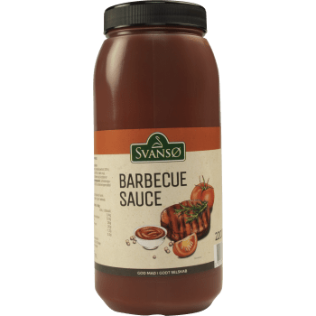 Barbecue Sauce Svansø