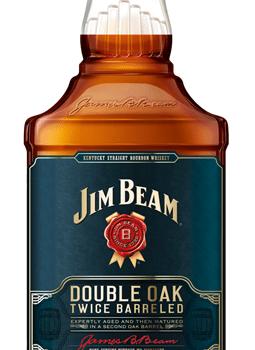 Whisky Jim Beam Double Oak 43%