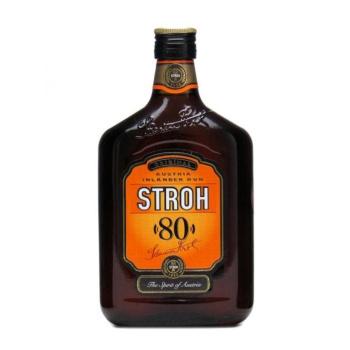 Rom Stroh 80 %