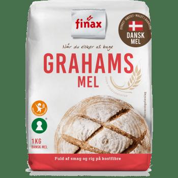 Mel Grahamsmel Finax