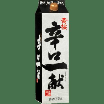 Risvin Sake Karakuchi Ikkon 14%