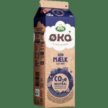 Sødmælk økologisk