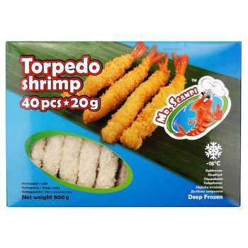 Rejer Ebi Fry Torpedo