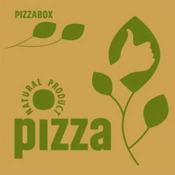 Pizzakarton 32 X 32 Cm.
