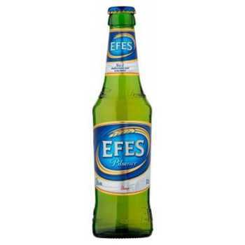 Efes Pilsner 5% øl Flaske