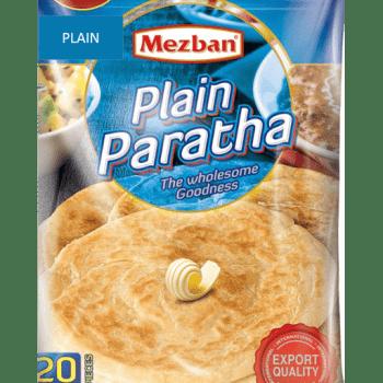 Paratha Plain 20stk