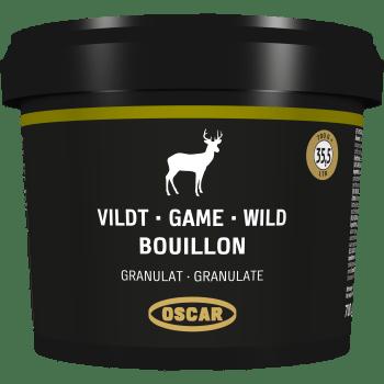 Vildtbouillon Granulat Oscar