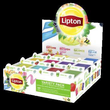 Te Lipton Assorteret Kuvertbreve