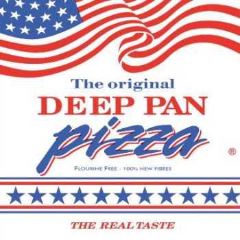 Pizzakarton Deep Pan 29×29