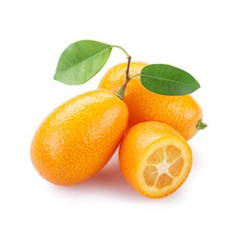 Kumquats I Bakke