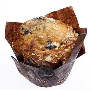 Muffin Blåbær