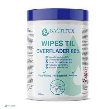 Desinfektions Wipes T/overflader