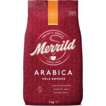 Kaffe Bønner 100% Arabica Merrild