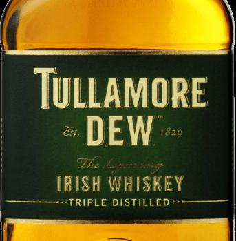 Whisky Tullamore Dew 40%