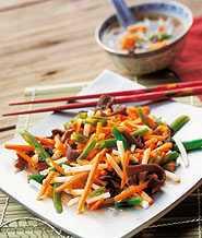 Kinesisk Wok Blanding