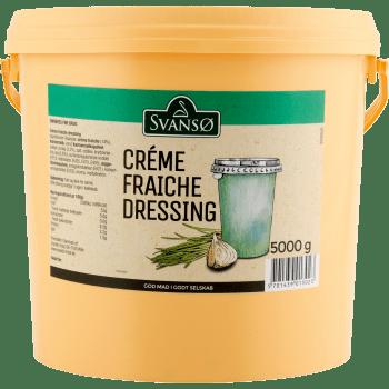 Creme Fraiche Dressing Svansø