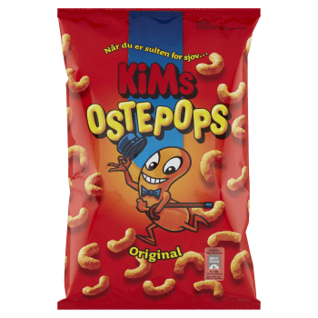 Chips Ostepops Kims