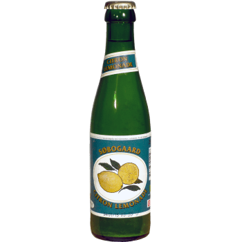 Citronlemonade Søbogaard Økologisk U/pan