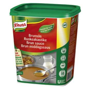 Brun Sauce Pasta