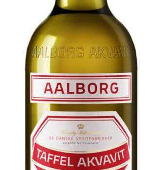 Snaps Aalborg Taffel Akvavit 45%