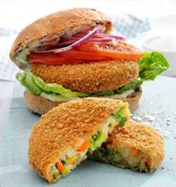 Burger Vegetable