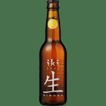 Iki Ginger Japansk Øko. 5,5% Øl