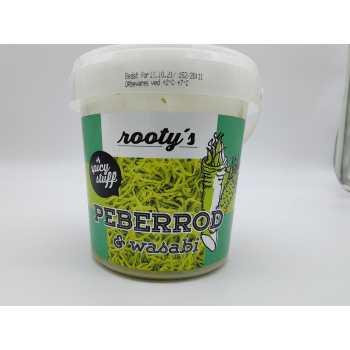Peberrod Høvlet M / Wasabi